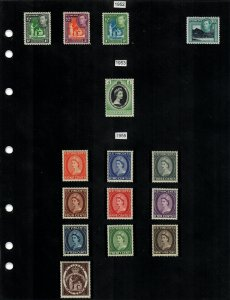St Vincent Selection of 84 Stamps MH/MNH/Used (SCV $66.60) Starting at 5%