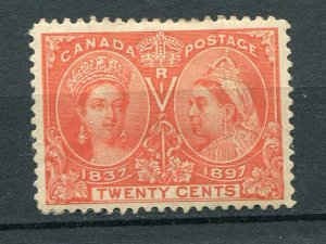 Canada #59  mint   VF   Lakeshore Philatelics