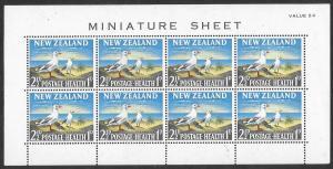 New Zealand B67-B68 MNH - Gulls & Penguins