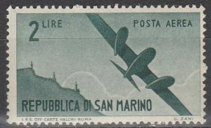 San Marino #C44 F-VF Unused  (S2045)