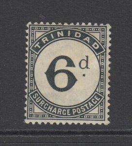 Trinidad, Scott J7 (SG D7), MHR