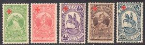 ETHIOPIA SCOTT B1-B5