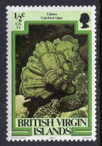 British Virgin Islands 364 Marine Life MNH VF