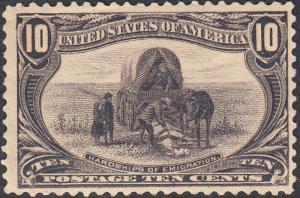 U.S. 285-290 FVF+ MH (12819)
