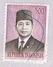 Indonesia Sukarno 400 (AP102313)