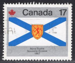 CANADA SCOTT 823