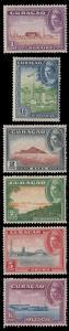 Netherlands Antilles 164 - 169 MNH