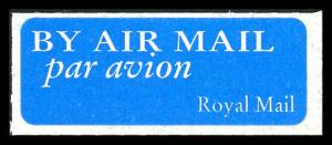 Royal Mail - Air Mail Stamp