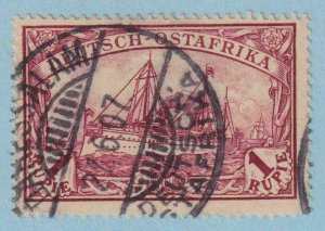 GERMAN EAST AFRICA 19  USED - NO FAULTS EXTRA FINE!