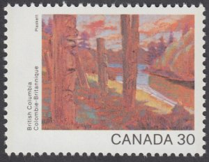 Canada - #965 Canada Day 1982 - British Columbia - MNH