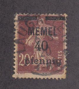 Memel Scott #22 Used