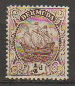Bermuda SG 77   FU  see description details