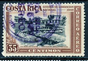 Costa Rica C192 Used