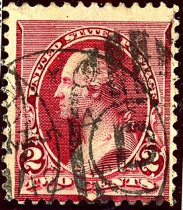 U.S. #219d Used Fine