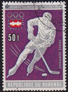 Burundi C236 XII Winter Olympic Games, Innsbruck 1972