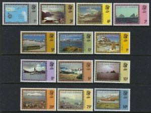 Falkland Islands Dependencies Scott IL38-IL52 Mint Never Hinged