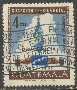 GUATEMALA C187 VFU M696-1