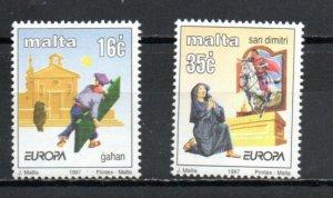 Malta 915-916 MNH