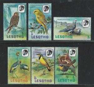 LESOTHO #  321 - 6 MNH