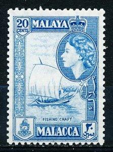 Malaya Malacca #51 Single MH