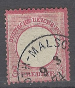 COLLECTION LOT # 2045 GERMANY  #9 1872
