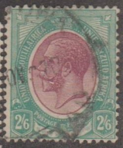South Africa Scott #13 Stamp - Used Single