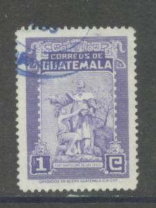 Guatemala 385  VF Used