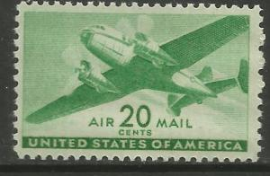 UNITED STATES  C29  MNH,  AIRMAIL  COIL