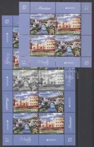 Bosnia Herzegovina stamp Europa CEPT Turism mini sheet + block MNH 2012 WS115805