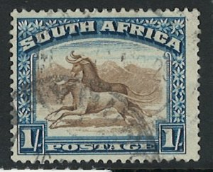South Africa Scott 29a Used!