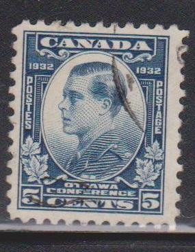 CANADA Scott # 193 Used - Prince Of Wales