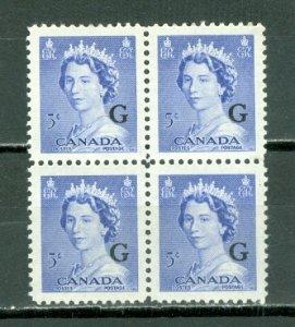 CANADA 1953 G #O37... BLK...MNH...$3.60