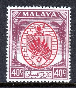 Malaya (Negri Sembilan) - Scott #54 - MLH - SCV $4.75