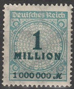 Germany #281 MNH F-VF (V2023)