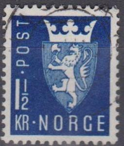 Norway #268 F-VF Used (B6747)