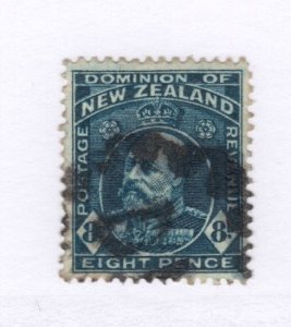 New Zeland #138 Used - Stamp - CAT VALUE $3.25