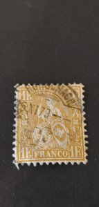 Switzerland #50 Used