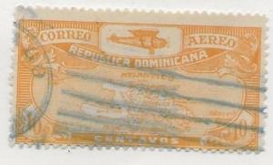 DOMINICAN REPUBLIC SC # C2   USED