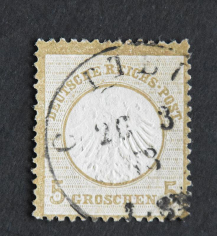 Germany Scott 6 used Scott CV $ 87.50