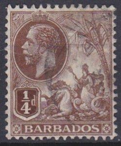 Barbados 116 used (1912)