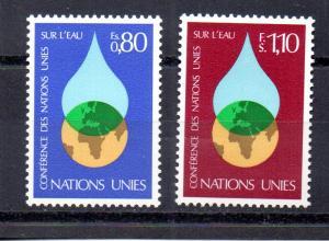 United Nations - Geneva 65-66 MNH