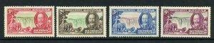 Southern Rhodesia SG31/34 1935 Silver Jubilee Set M/M