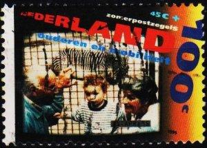Netherlands. 1995 100c+45c. S.G.1761 Fine Used