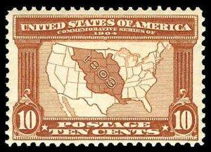 U.S. 1904-13 COMM. 327  Mint (ID # 83844)