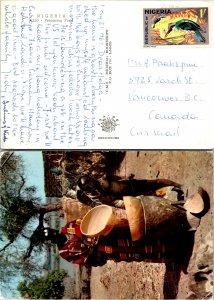 Nigeria, Picture Postcards