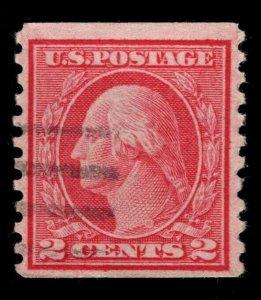 US Scott 413 Used
