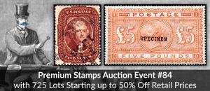Premium Auction #84