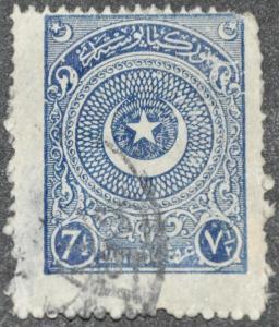 DYNAMITE Stamps: Turkey Scott #614 - USED