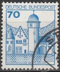 Germany #1238 F-VF Used  (S5564)