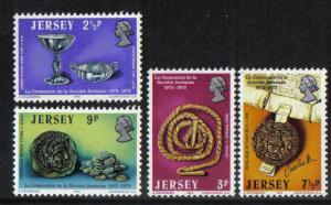Jersey  1973  MNH  La societe Jersiaise complete